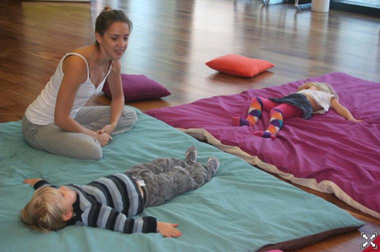 relajación corporal niños 5 años